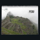 "Peru Calendar<br><div class=""desc"">2010 Calendar showing Peruvian culture and landmarks</div>"