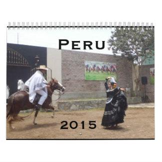 Peru Calendar 2015