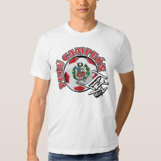 Peru Campeon 2011 - InKa1821 Label T-Shirt