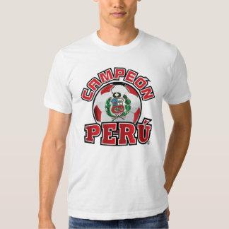 Peru Campeon - InKa1821 Label T-Shirt