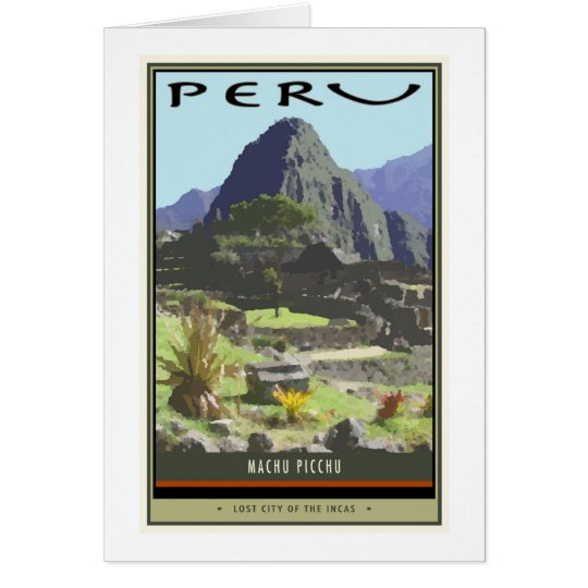 Peru Card