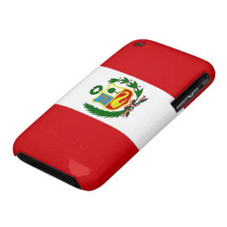 Peru iPhone 3 Case-Mate Cases