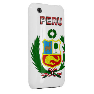 Peru iPhone 3 Case-Mate Case