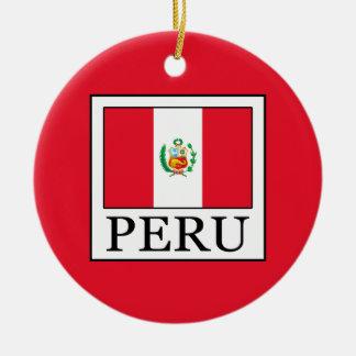 Peru Ceramic Ornament