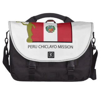 PERU CHICLAYO MISSION LDS CTR LAPTOP COMPUTER BAG