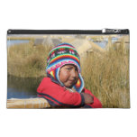 Peru Child - Boy Travel Accessory Bag