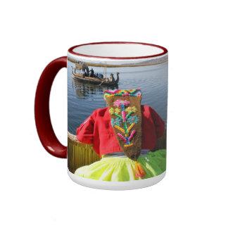 Peru Child - Girl Mugs