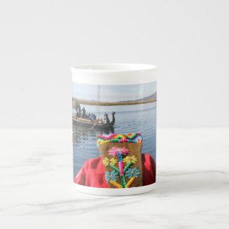 Peru Child - Girl Porcelain Mug