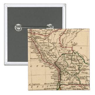 Perú, chile, La Plata Pin