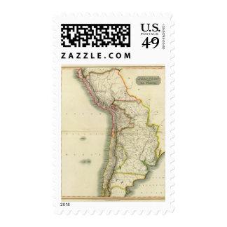 Peru, Chili, La Plata 2 Postage
