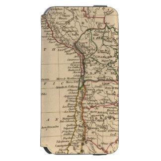 Peru, Chili, La Plata iPhone 6/6s Wallet Case