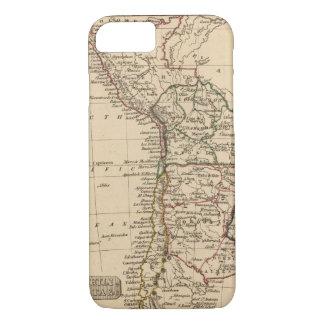 Peru, Chili, La Plata iPhone 8/7 Case