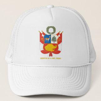 Peru COA Trucker Hat