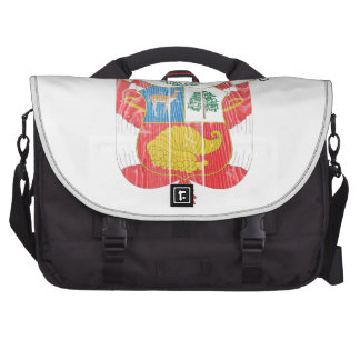 Peru Coat Of Arms Commuter Bags