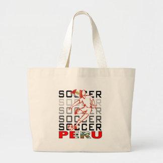 Peru Copa America 2011 Canvas Bag