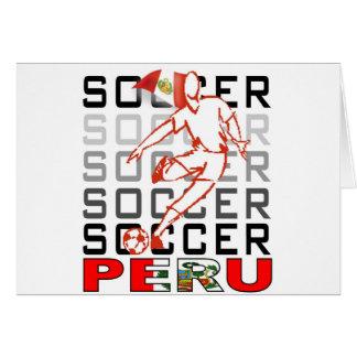 Peru Copa America 2011 Card