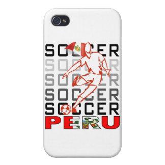 Peru Copa America 2011 iPhone 4 Cover