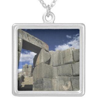 Perú, Cuzco, fortaleza de Sacsayhuaman, buen ejemp Pendientes