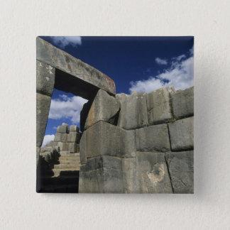 Peru, Cuzco, Sacsayhuaman fortress, good example Button