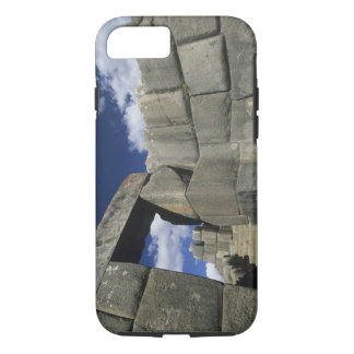 Peru, Cuzco, Sacsayhuaman fortress, good example iPhone 8/7 Case