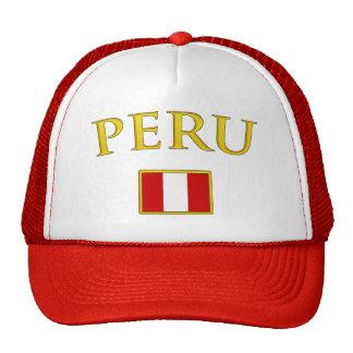 Perú de oro gorra
