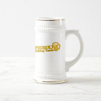 Peru Drinking Team Mugs
