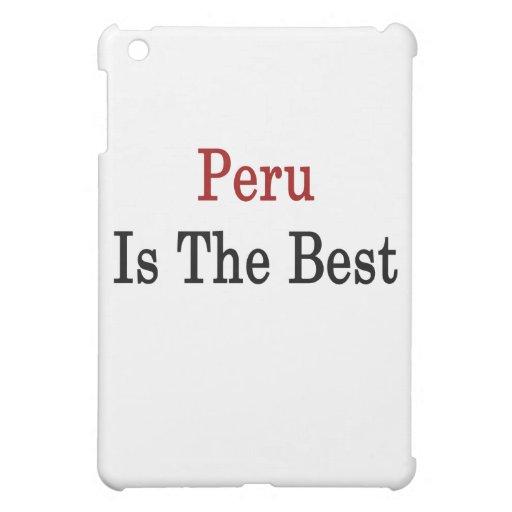 Perú es el mejor