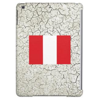 Peru Flag iPad Air Covers