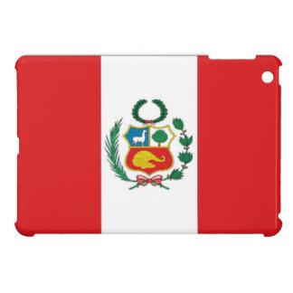 Peru Flag iPad Mini Covers