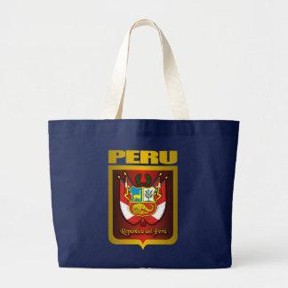 """Peru Gold"" Large Tote Bag"