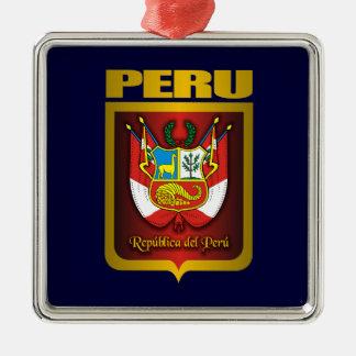 """""""Peru Gold"""" Ornaments"""