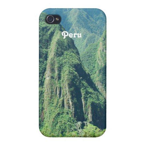 Perú iPhone 4 Protector