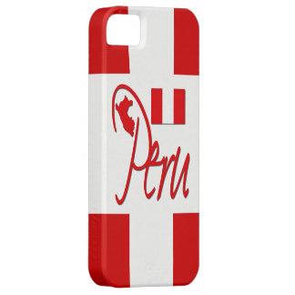 Peru iPhone 5 Cover