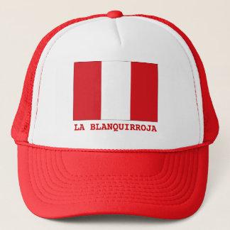 """Peru """"La Blanquirroja"""" Trucker Hat"""