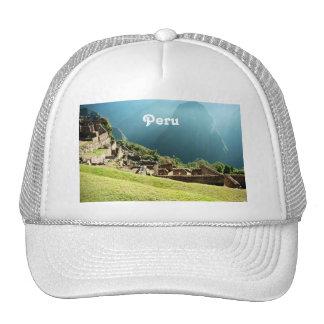 Peru Landscape Trucker Hat
