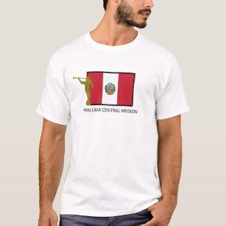 PERU LIMA CENTRA MISSION LDS CTR T-Shirt