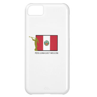 PERU LIMA EAST MISSION LDS CTR CASE FOR iPhone 5C