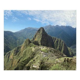 Perú, Machu Picchu, la ciudad perdida antigua de 2 Arte Fotográfico