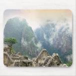 Perú, Machu Picchu, la ciudad perdida antigua de Tapetes De Ratones