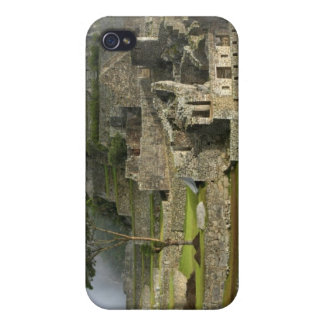 Perú, Machu Picchu. La ciudadela antigua de iPhone 4 Fundas