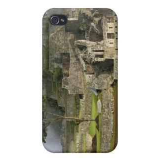 Peru, Machu Picchu. The ancient citadel of iPhone 4 Cover