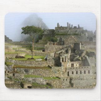 Peru, Machu Picchu. The ancient citadel of Mouse Pad