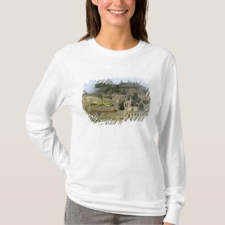 Peru, Machu Picchu. The ancient citadel of T-Shirt
