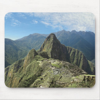 Peru, Machu Picchu, the ancient lost city of 3 Mouse Pad