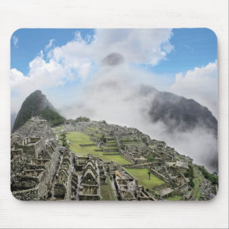Peru, Machu Picchu, the ancient lost city of 4 Mouse Pad