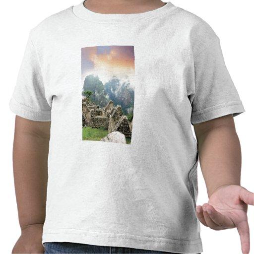 Peru, Machu Picchu, the ancient lost city of T Shirt