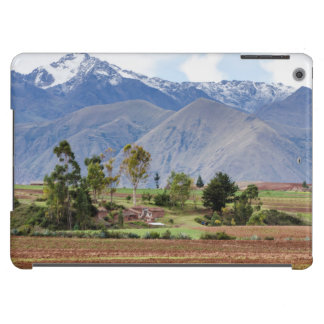 Peru, Maras. Landscape Above The Sacred Valley Cover For iPad Air