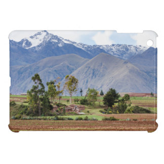 Peru, Maras. Landscape Above The Sacred Valley iPad Mini Covers