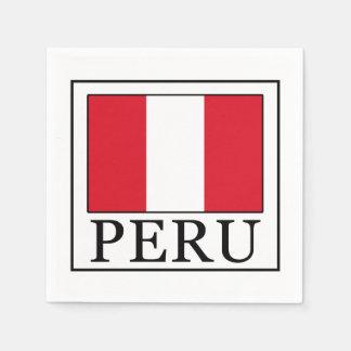 Peru Napkin