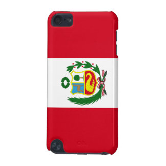 Peru National Flag iPod Touch 5G Case